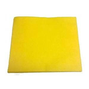 Hadr na podlahu PETR 60 x 70 cm - žlutý