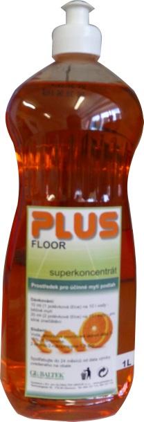 FLOOR PLUS koncentrát pro účinné mytí podlah NR 1l