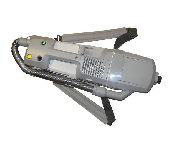 Vysavač na koberce zádový OMNI 400mm šedý