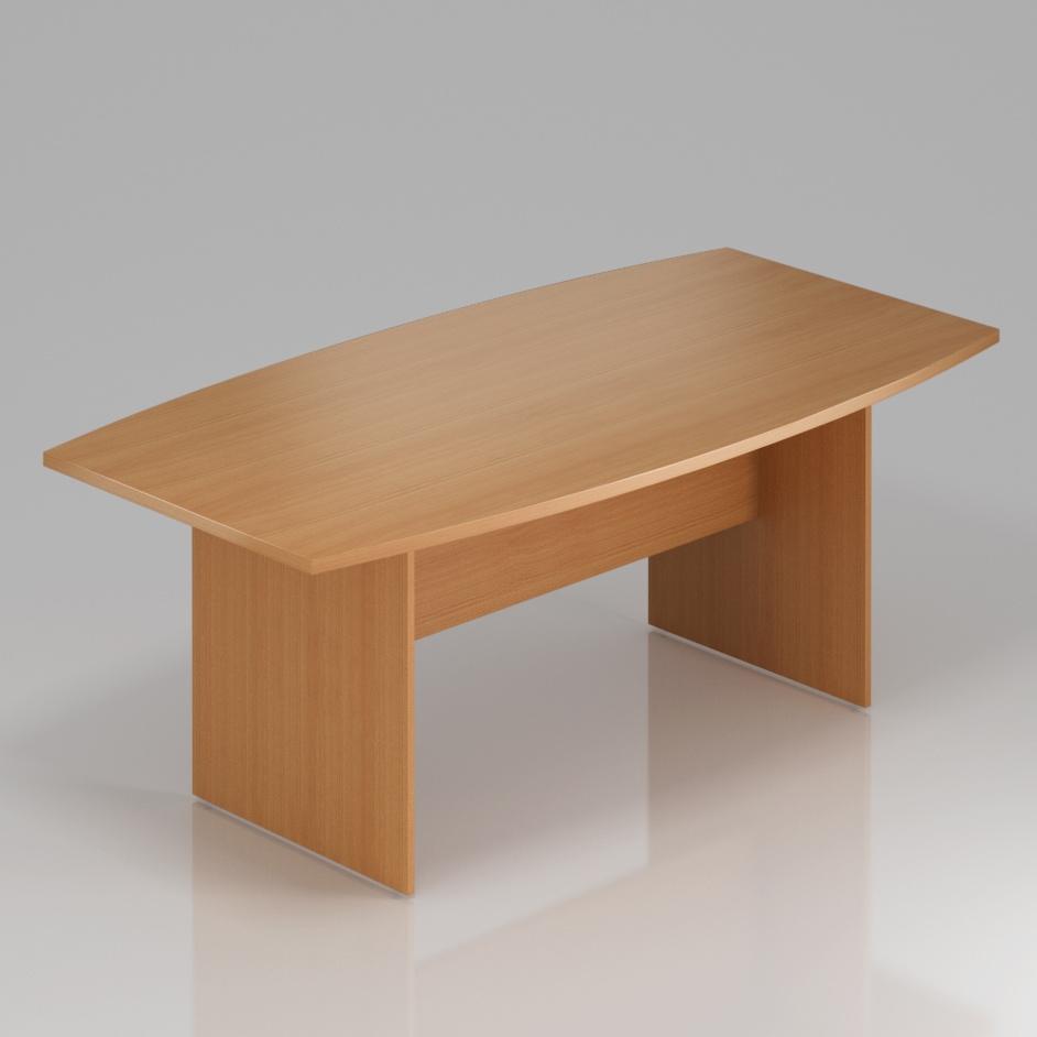 Konferenční stůl V-LINE 200 x 100 cm - buk