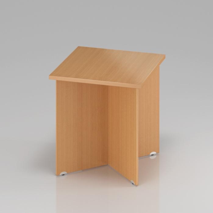 Konferenční stůl V-LINE 70 x 70 cm - buk