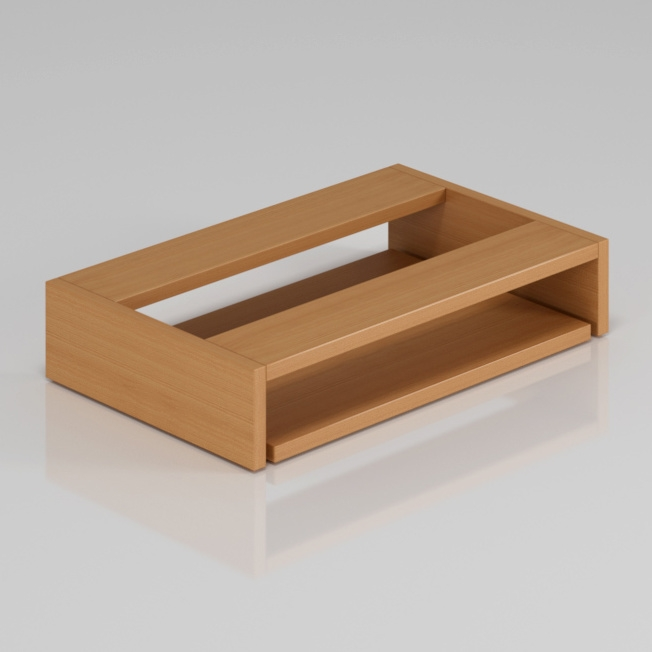 Deska pod stůl pro klávesnici - buk