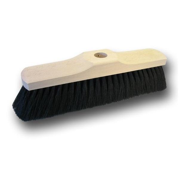 Dřevěný smeták 300 mm