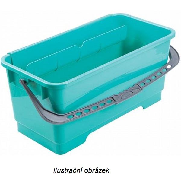 Obdelníkový kbelík 45 cm