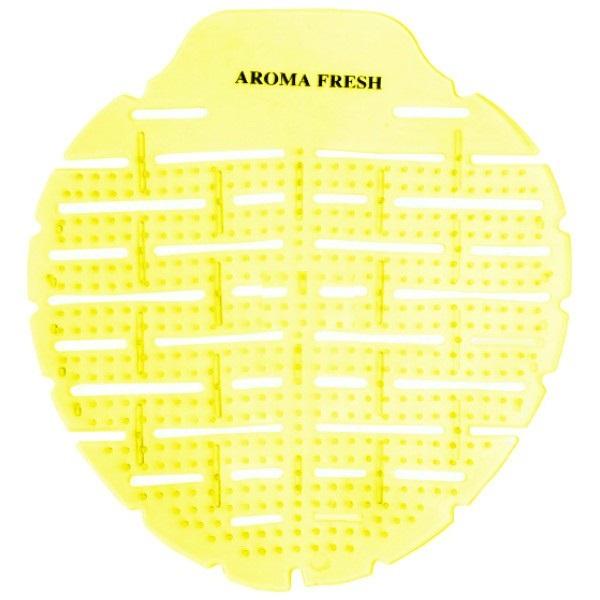 Sítko do pisoáru žluté - vůně citron
