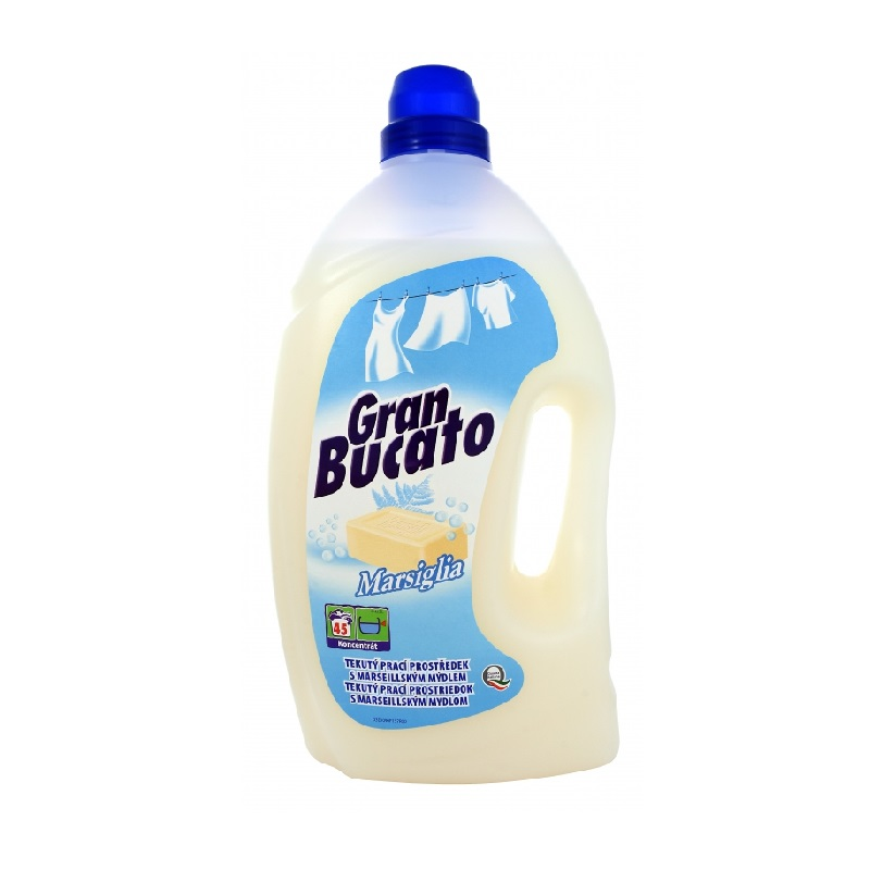 Prací gel GRAN BUCATO LAVATRICE MARSIGLIA 2475 ml