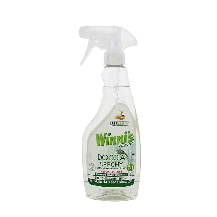 Winni´s Doccia 500 ml čistič sprchových koutů