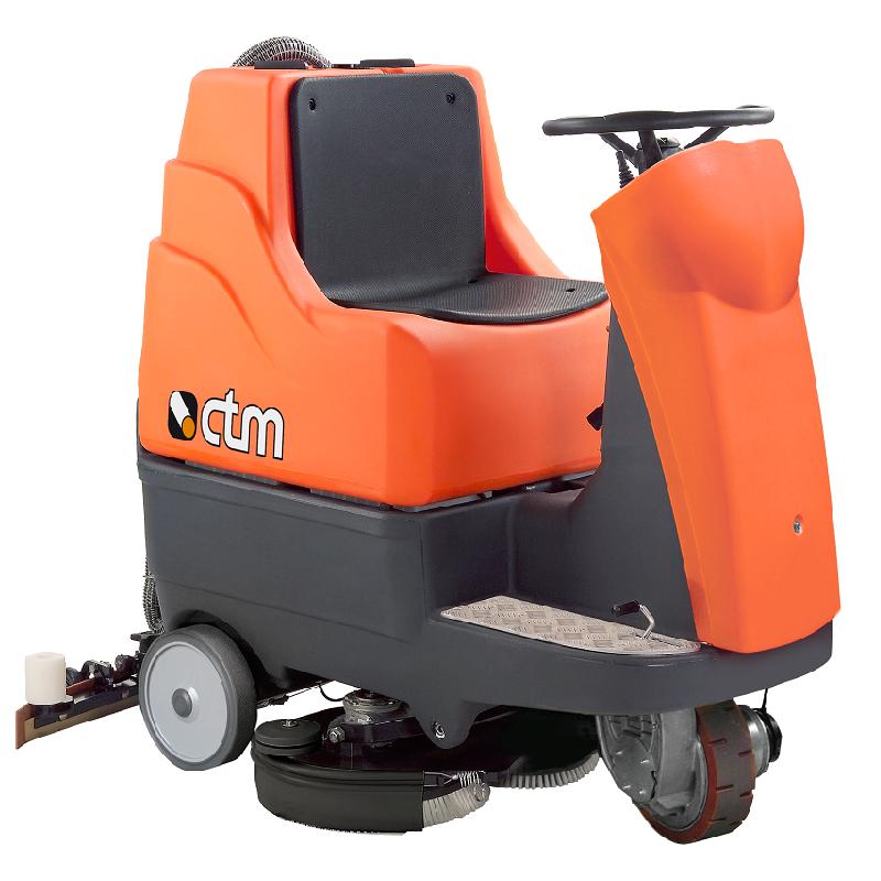 Podlahový mycí stroj KRON ZERO 75 - 1 DEN Zapůjčení