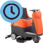 Půjčovna čisticích, úklidových a podlahových mycích strojů