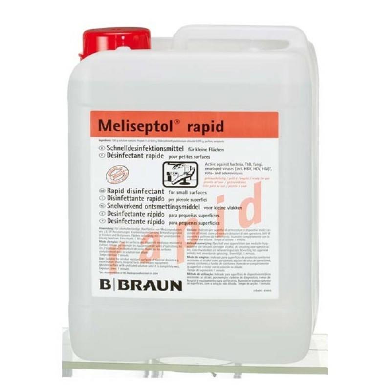 MELISEPTOL RAPID 5 l - dezinfekční roztok