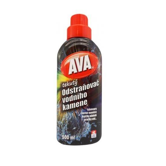AVA - odstraňovač vodního kamene 500ml - posledních 19 ks ( prošlá expirace )
