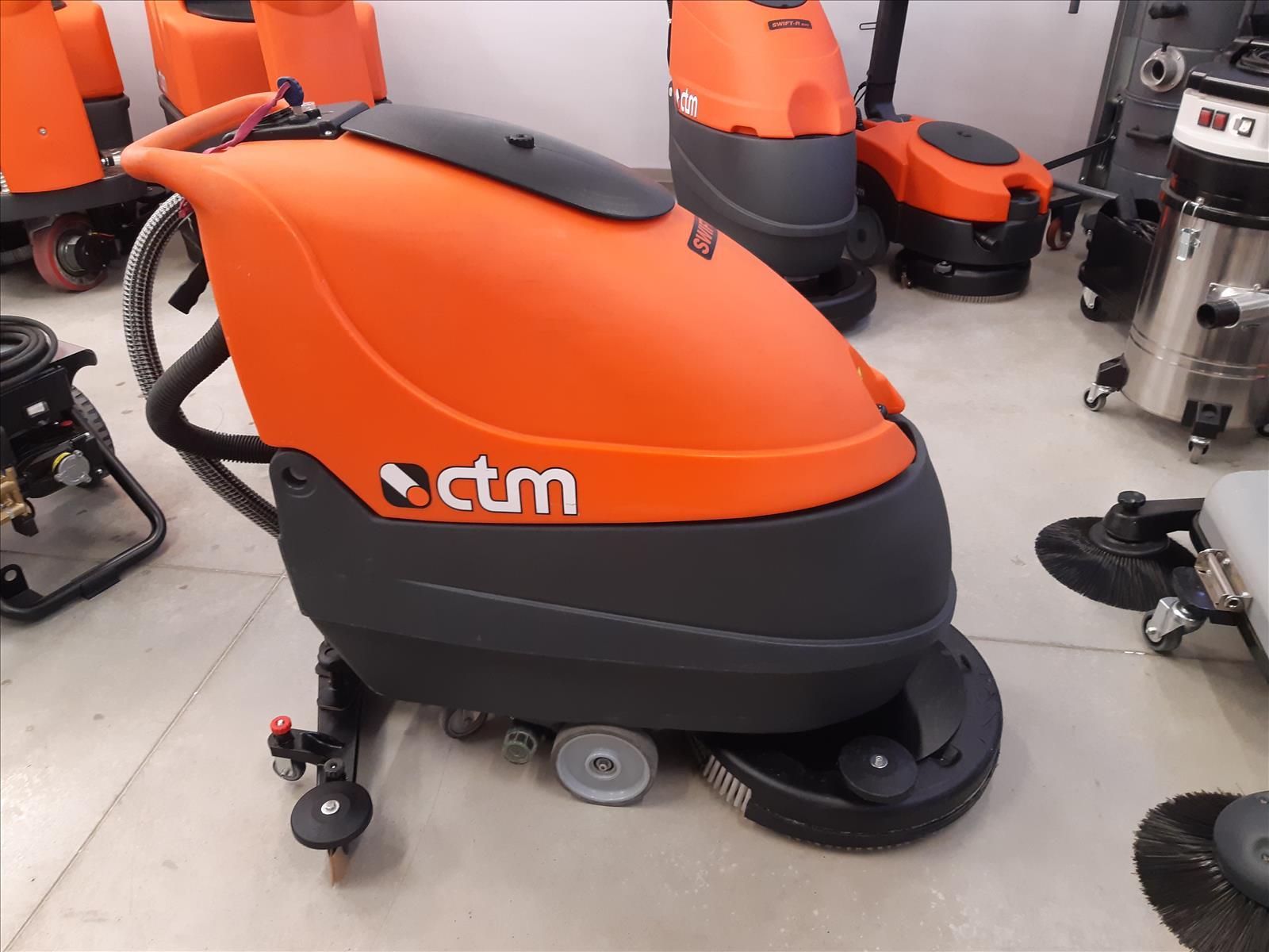 Repasovaný podlahový mycí stroj CTM SWIFT 50B1 včetně záruky