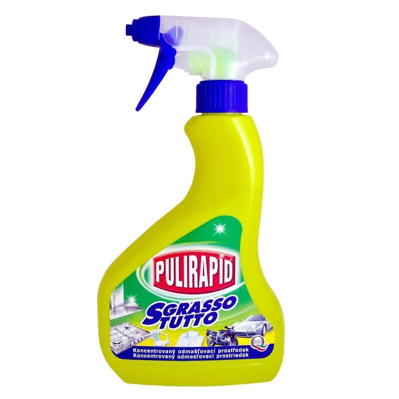 PULIRAPID SGRASSO TUTTO 500 ml