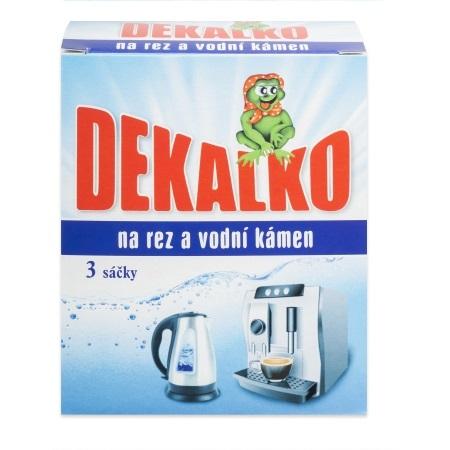 Dekalko - odstraňovač vodního kamene