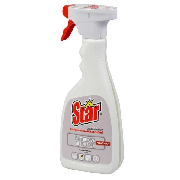 STAR dezinfekce s rozprašovačem 500ml