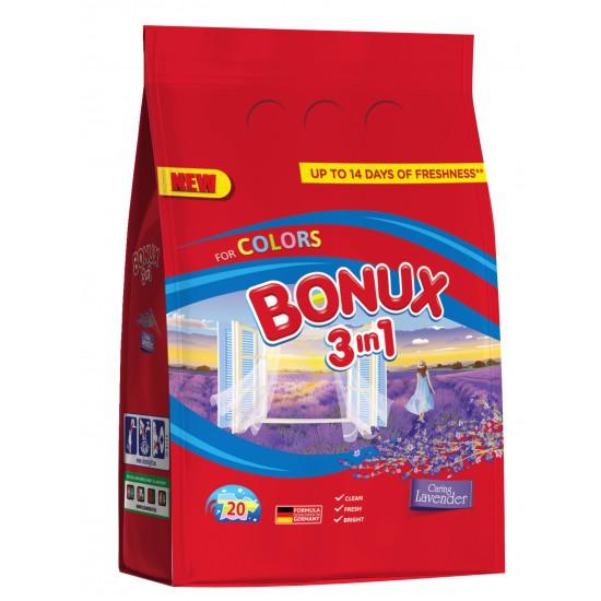 Prací prášek BONUX ACTIVE 80 pracích dávek