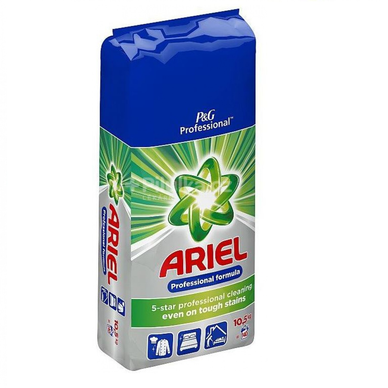 Prací prášek ARIEL / 140 pracích dávek white