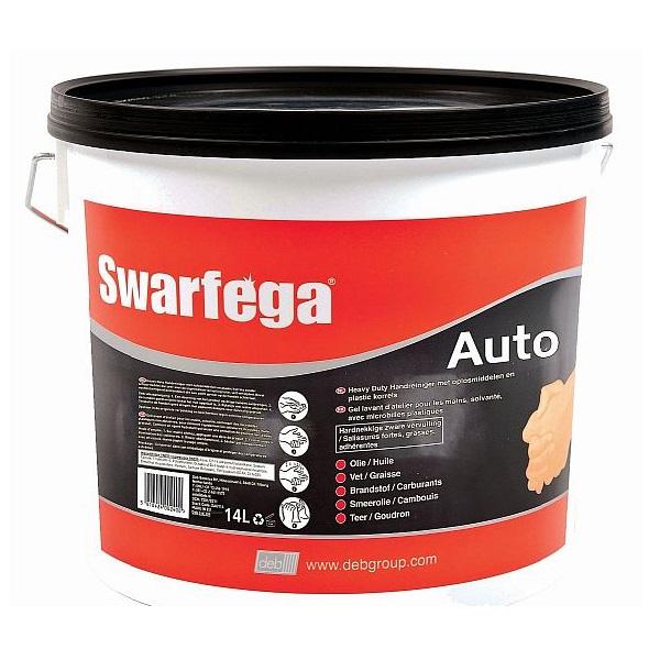 Čistič rukou s granulemi proti silnému znečištění - SWARGEFA AUTO 14l