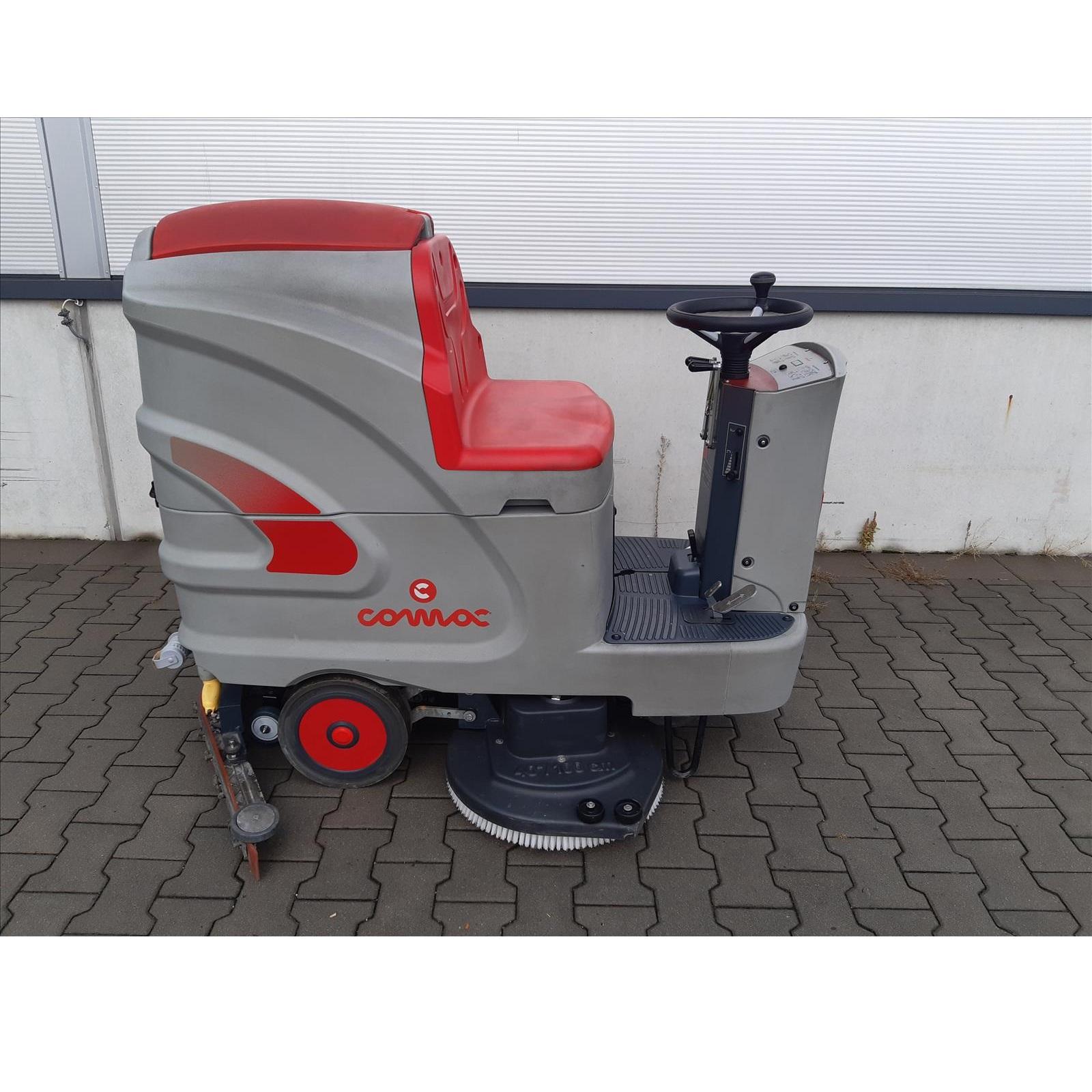 Repasovaný podlahový mycí stroj COMAC INNOVA 100B včetně záruky