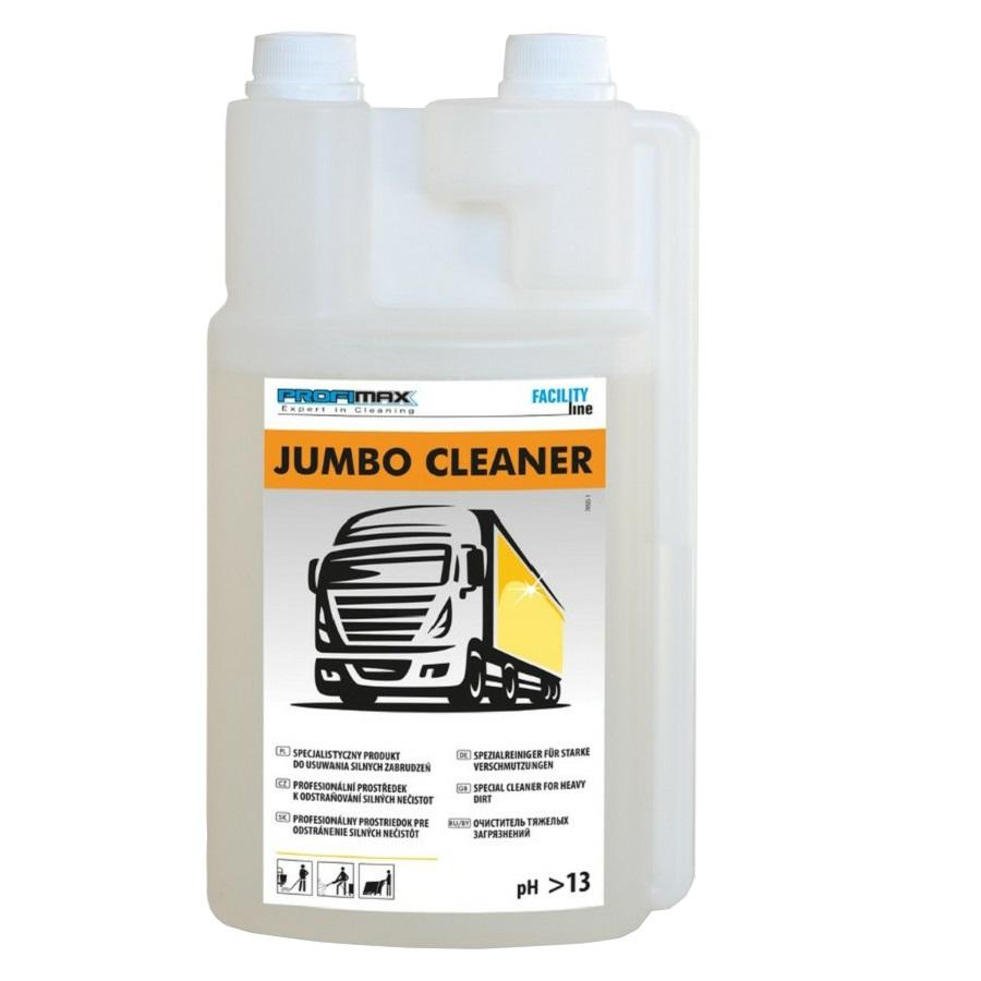 PROFIMAX JUMBO CLEANER odstraňovač silných nečistot 1l