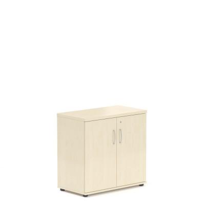 Nízká skříň V-line 80 x 38,5 x 76, javor. 10503379