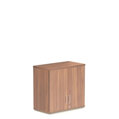 Nástavbová skříň Visio 80 x 38,5 x 75, ořech