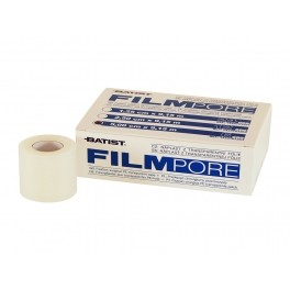 Náplast FILMPORE 2,5 cm x 9,15m + pad, 12ks